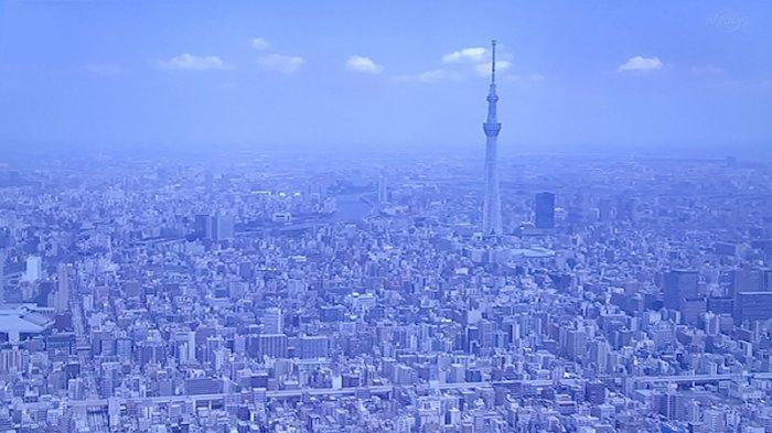 Infeksi Tinggi di Tokyo Penduduk Mengungsi ke Luar, Populasi Terus Berkurang