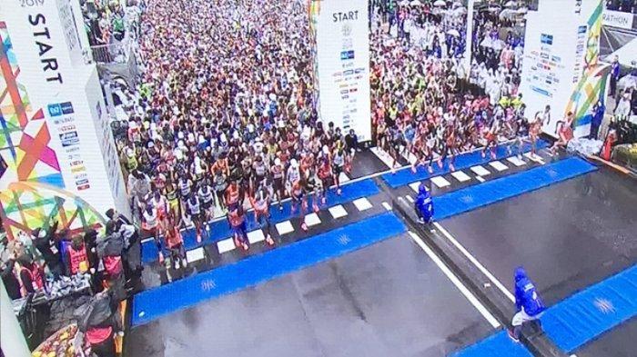 1800 Peserta dari China di Ajang Tokyo Marathon Diharapkan Membatalkan Keikutsertaannya