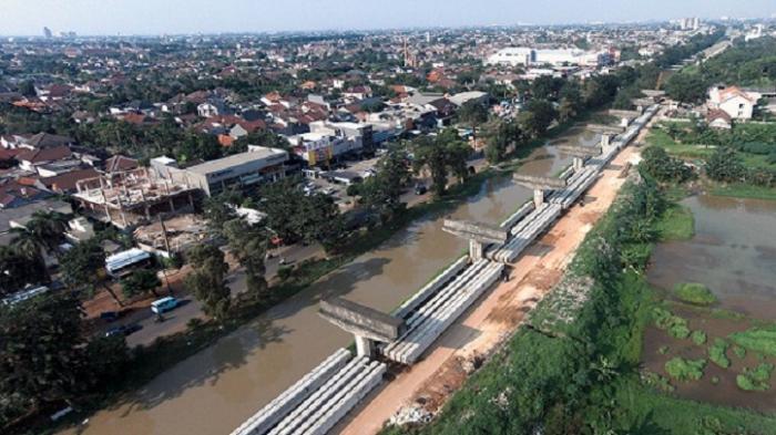 Tol Becakayu Mulai Beroperasi Maret 2017, Panjangnya 8 Km Dulu