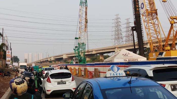 Ada Rekayasa Lalu Lintas di Kalimalang untuk Antisipasi Proyek Tol Becakayu