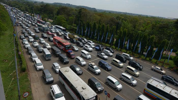 Tol Jakarta-Cikampek Siap Sambut Lebaran
