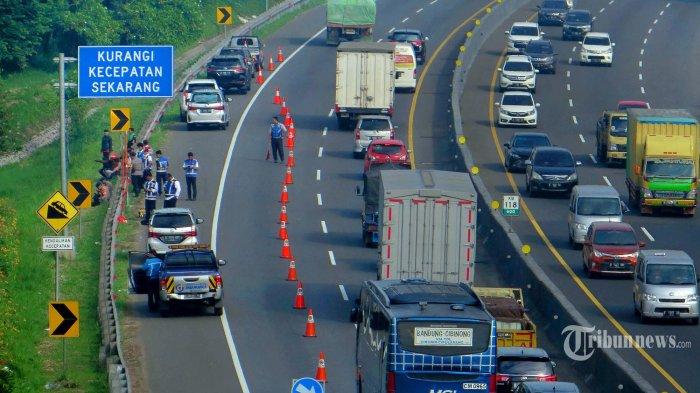 Jasa Marga Jelaskan Situasi Longsor di Jalan Tol Cipularang Km 118+600, Masih Aman Dilalui Kendaraan