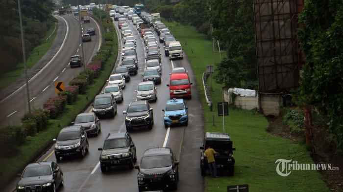 Libur Panjang, Jasa Marga Catat 185 Ribu Kendaraan Tinggalkan Jakarta