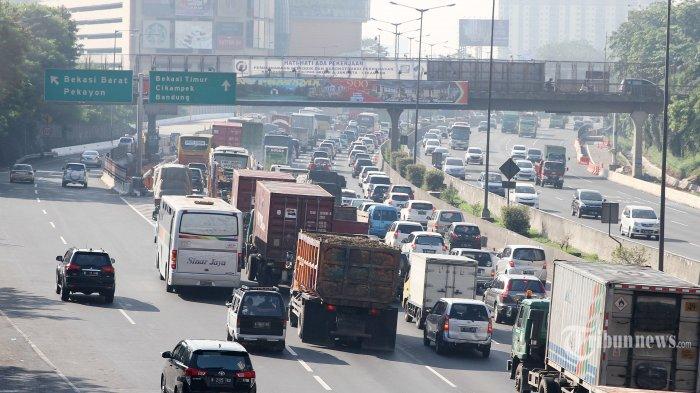 Industri Setujui Rencana Pembatasan Angkutan Barang di Tol Cikampek