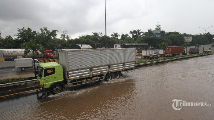 Prediksi BMKG, Seluruh Wilayah DKI Jakarta Diprediksi Masih Berpotensi Hujan Lebat hingga Sepekan