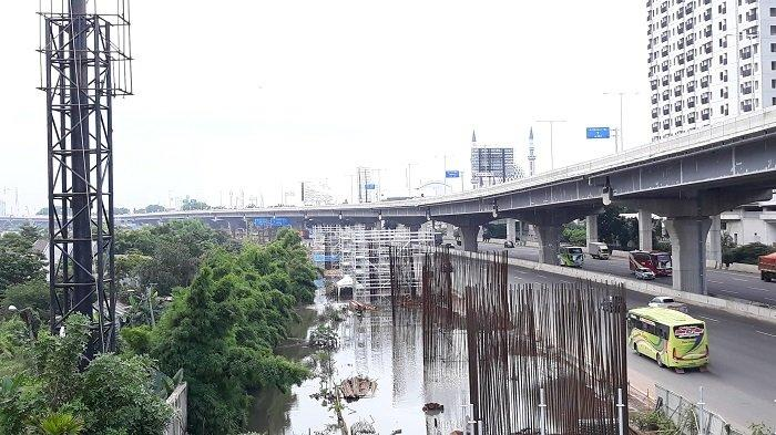Update Arus Lalu Lintas di Tol Layang Japek, Korlantas Polri: Arah Jakarta Ramai Lancar