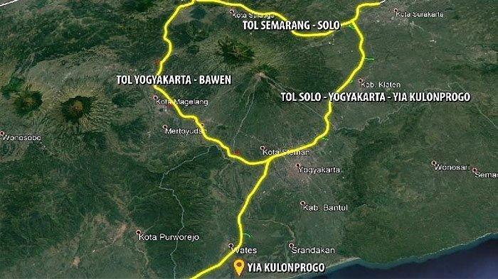 Rencana Pembangunan Jalan Tol Solo-Jogja -YIA Terkendala Pembebasan Lahan di Desa Mlangi Sleman