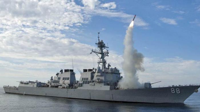Kandidat Menhan AS Usulkan AL Amerika Harus Tenggelamkan Semua Kapal China di Laut China Selatan