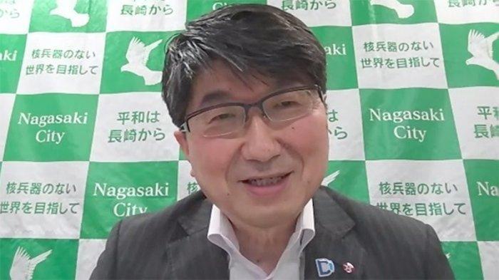 Walikota Nagasaki Jepang Berharap Pimpinan IOC Dapat Merasakan dan Mengerti Perdamaian Akibat Bom