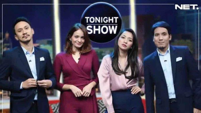 Tonight Show Net TV Pamit Setelah 7 Tahun Mengudara, Kaka Slank: Ada yang Ilang di Piring Makan Kita