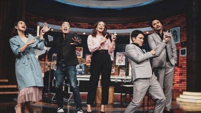 Fakta Sebenarnya Tonight Show Umumkan Pamit dari NET TV, Hanya Prank dan Ungkap 'Lets Start Again'