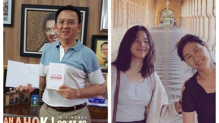 Penampilan Kasual Veronika Tan dan Putrinya Saat Menonton Film A Man Called Ahok