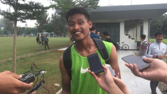 Top Scorer Liga 3 Ini Minder Dipanggil ke Timnas U-22 Indonesia
