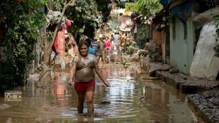 Korban Tewas Topan Vamco di Filipina Capai 53 Jiwa, Vietnam juga Hadapi Bencana yang Sama