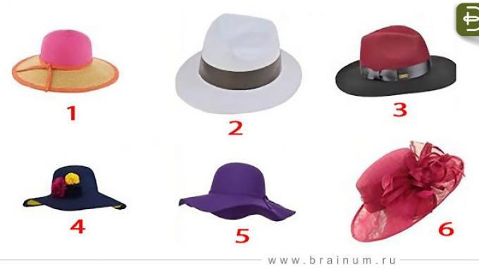 Tes Kepribadian: Topi yang Kamu Pilih Ternyata bisa Gambarkan Pandangan Pertama Orang Lain Padamu