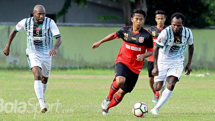 Topscorer Liga 2 2018 Diraih oleh Pemain PS Mojokerto Putra, Indra Setiawan