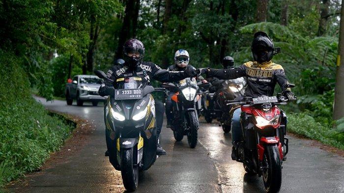 Touring di Jateng dan Jogja, Tora Sudiro dan Darius Ajak Jaga Kebersihan Toilet di Destinasi Wisata