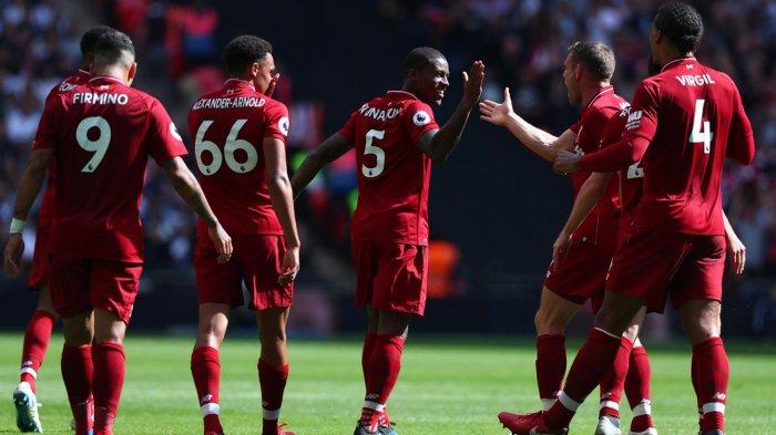 LIVE Streaming Mola TV Brighton vs Liverpool Liga Inggris Pekan 10