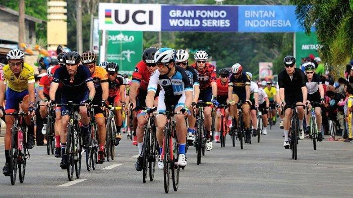Arief Yahya Beri Apresiasi Penyelenggaraan Tour de Bintan 2018
