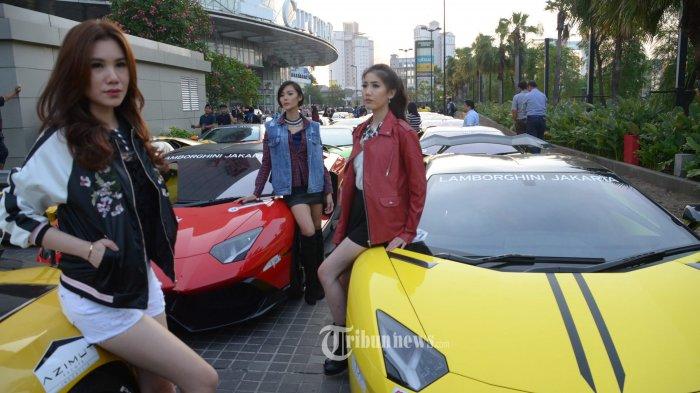 Yuk Ketahui Kisaran Pajak Mobil Mewah Macam Lamborghini Sampai Porsche Tribunnews Com Mobile