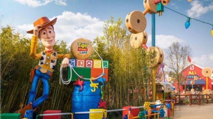 Akibat Wabah Virus Corona, Shanghai Disneyland hingga 17 Toko Uniqlo di Wuhan Tutup