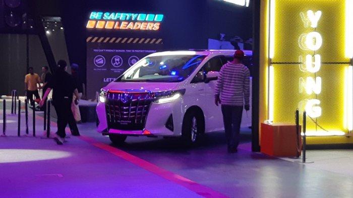 Alphard Hybrid Tiba-tiba Hilang di Situs Toyota, Pertanda Tak Lagi Dijual?