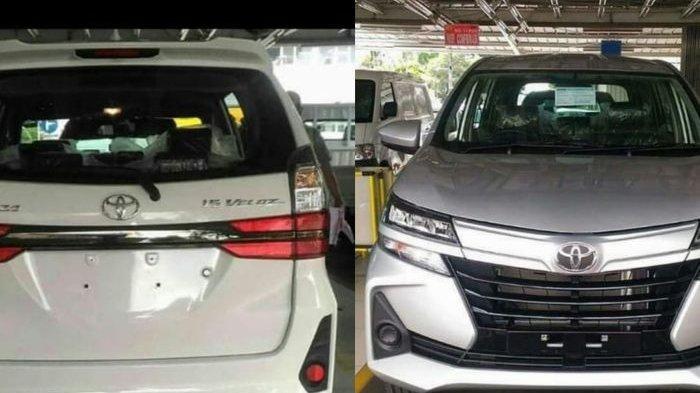 Siapkan Dp Rp 5 Juta Untuk Bisa Dapatkan Toyota Avanza Generasi Baru Tribunnews Com Mobile