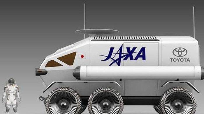 Toyota Siapkan Kendaraan Khusus untuk Astronot Jelajah Planet di Tata Surya