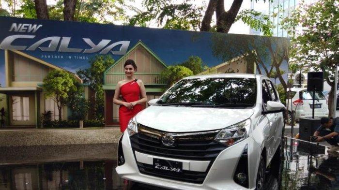 Toyota Calya 2019 facelift