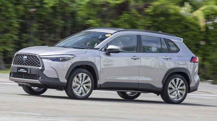 Toyota Luncurkan SUV Corolla Cross di Pasar Indonesia 6 Agustus 2020 Via Streaming