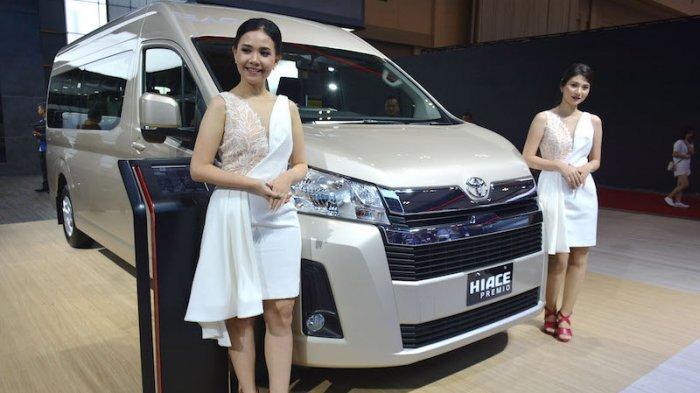Toyota HiAce Premio Incar Pasar Kendaraan Niaga Premium