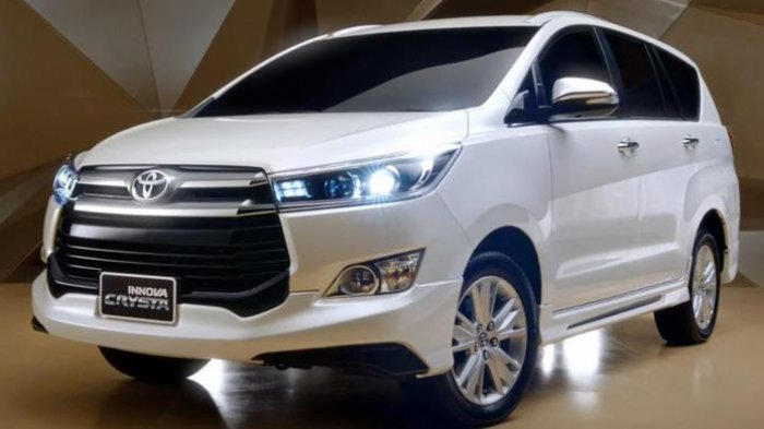 Daftar Harga Spare Part Fast Moving Toyota Innova Tribunnews Com Mobile