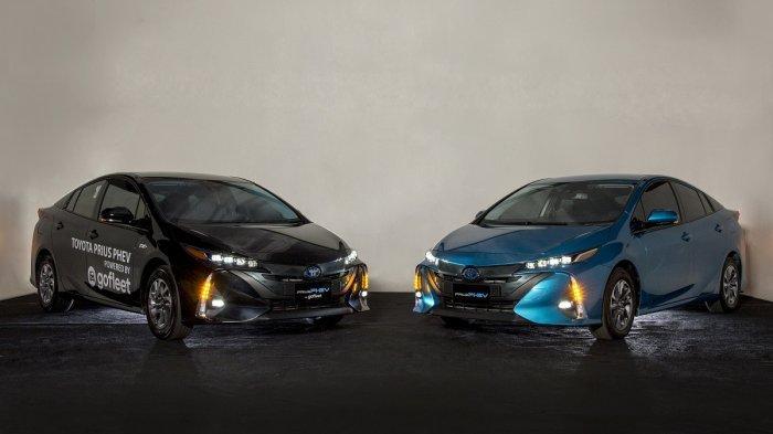 Toyota Resmi Kenalkan Prius PHEV Berteknologi Plug-in Hybrid Electric Vehicle