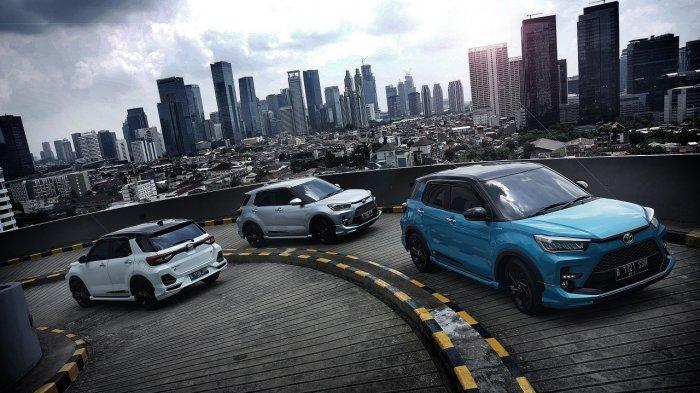 Indonesia Negara Pertama yang Pasarkan Toyota Raize 1.200 CC