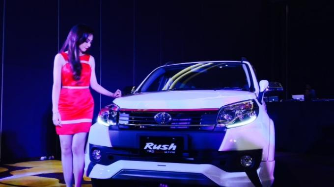 Daftar Komplet Harga Toyota Rush TRD Sportivo dan Ultimo