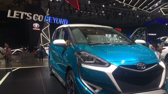 Upaya Toyota Dongkrak Penjualan Sienta yang Lagi Lesu