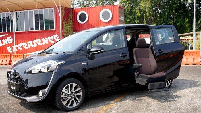 Toyota Sienta Punya Captain Seat, Cuma Ada di Varian Ini