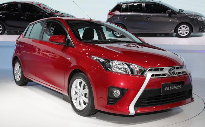 New Toyota Yaris Masuk Program LCGC ala Thailand