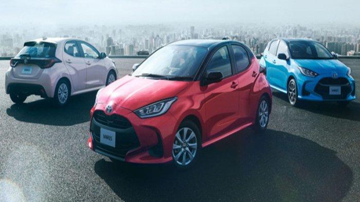 Toyota Jepang Tarik Kembali Yaris, Harrier, Alphard, Lexus RX300 Karena Bermasalah