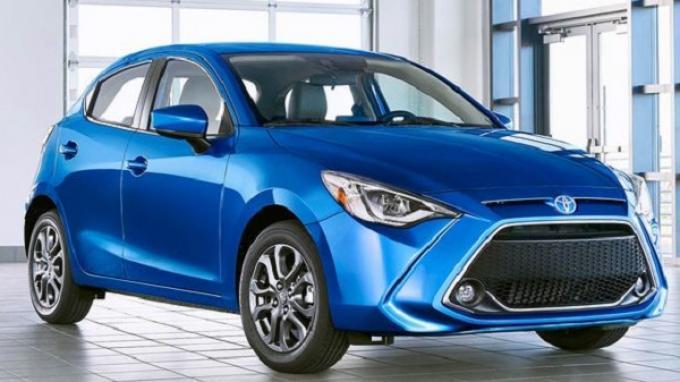 Toyota Benarkan Kabar Sedan dan Hatchback Yaris Akan Disuntik Mati di Pasar AS