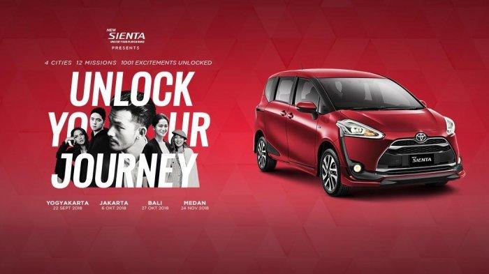 Rio Dewanto Vs Kevin Hendrawan di Sienta Unlock Your Journey, Mana Tim Andalanmu?
