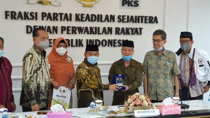 Bertemu TP3, Fraksi PKS Dorong Pembentukan Pansus Angket Investigasi Kematian Laskar FPI