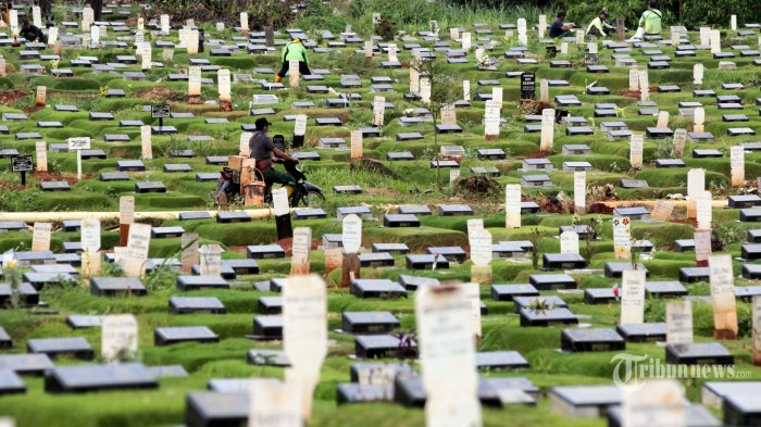 Angka Kematian Meningkat, Jakarta Makamkan Sekitar 100 Jenazah Covid-19 dalam Sehari