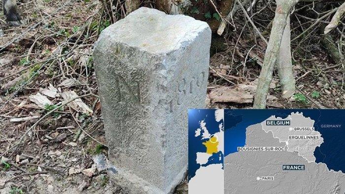 Petani Geser Patok Perbatasan 2,29 Meter, Penyelesaiannya Libatkan Pejabat Belgia dan Perancis