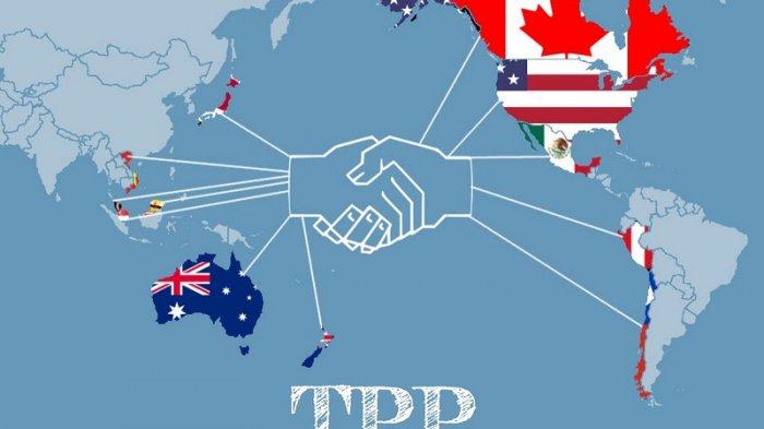 Wow Trump Resmi Bawa Keluar Amerika Serikat Dari Kesepakatan Trans Pacific Partnership Tribunnews Com Mobile