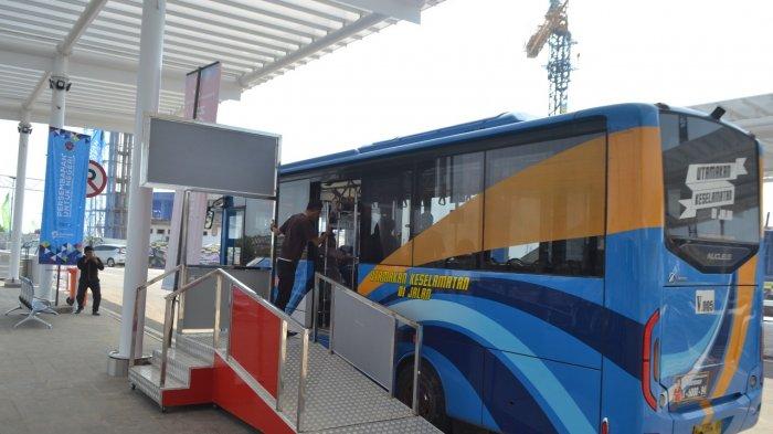 Viral Keluhan Layanan Taxi Di Bandara, Wali Kota Hendi Langsung Perpanjang Jam Layanan BRT