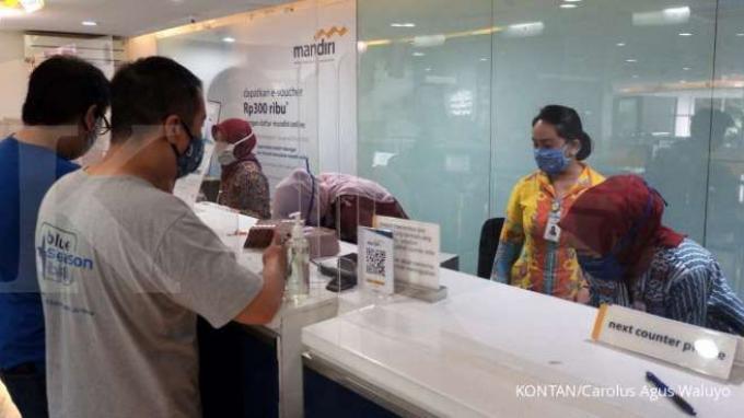Di Tengah Pandemi, Kantor Luar Negeri Bank Mandiri Raup Laba Rp 1,56 Triliun
