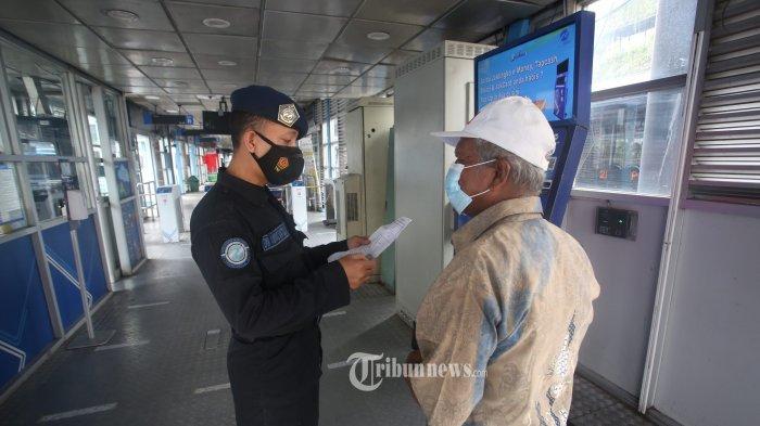 PPKM Belum Berakhir, Penumpang KRL Masih Wajib Bawa STRP