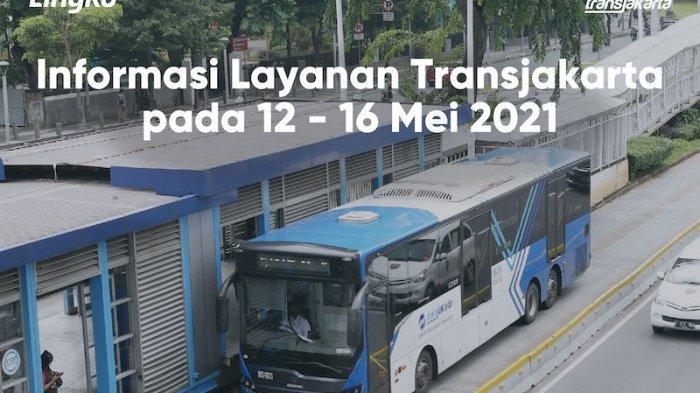 Bus Transjakarta Tetap Beroperasi Saat Libur Idul Fitri, Simak Jadwal Lengkapnya