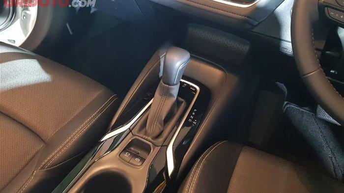 Transmisi Otomatis CVT Toyota Corolla Altis 2019